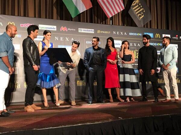 iifa 2017, iifa 2017 images, iifa 2017 day one