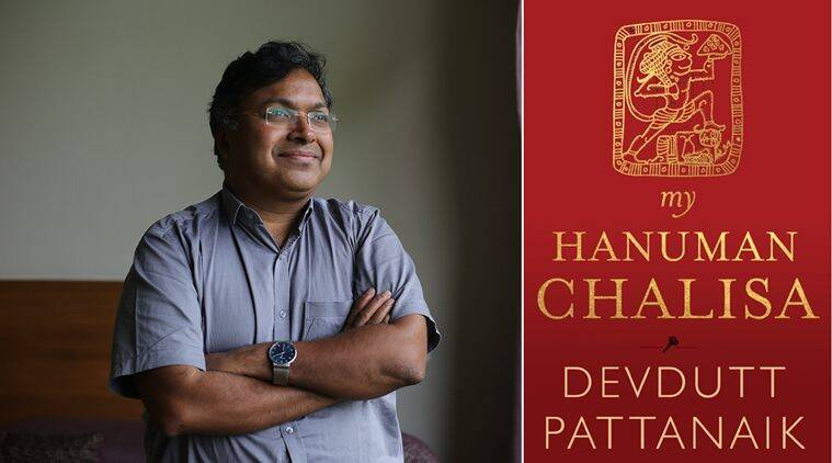 Devdutt pattanaik, my hanuman chalisa, devdutta pattanaik new book, devdutt pattanaik mythology, devdutt pattanaik religious debate, devdutt pattanaik books, my hanuman chalisa review, books news, indian express, sunday eye, eye 2017, eye magazine