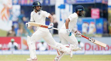 India vs Sri Lanka, 1st Test, Day 1: Dhawan's blitz and Pujara's grit floor Sri Lanka at Galle