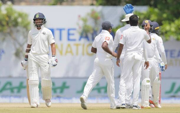 India vs Sri Lanka, Virat Kohli, Abhinav Mukund, Angelo Mathews, sports gallery, cricket, Indian Express