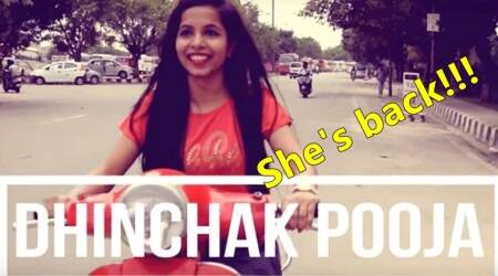 Dhinchak Pooja's BACK! Selfie girl just released 'Baapu Dede Thoda Cash'