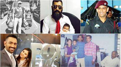Happy Birthday Mahendra Singh Dhoni: 'Captain Cool' turns 36