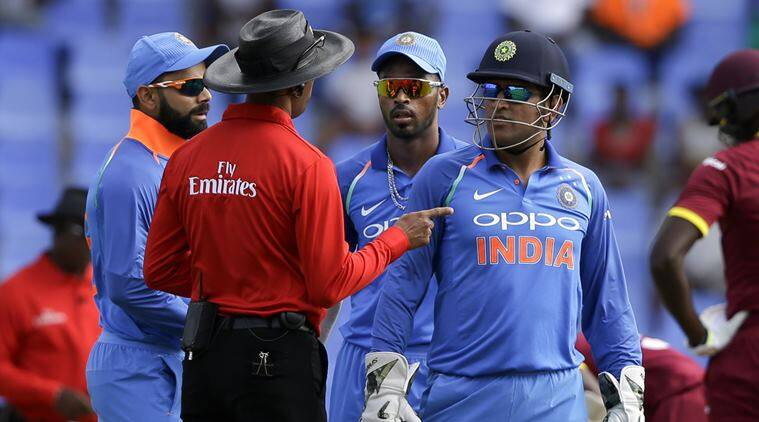 MS Dhoni, Dhoni stumpings, ODI stumpings, India vs West Indies, Ind vs WI, Jason Holder, Cricket news, Indian Express