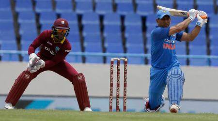 India vs West Indies, Stats: MS Dhoni third batsman to have played 70 unbeaten innings