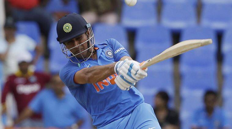 MS Dhoni, India vs West Indies, Indian Express
