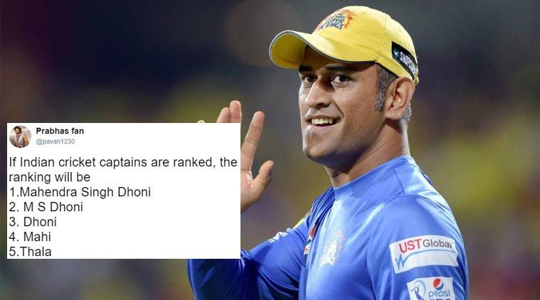 Happy Birthday Ms Dhoni Some Of The Funniest Tweets Celebrating