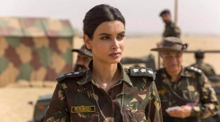 Diana Penty unveils her look in Parmanu: The Story ofPokhran