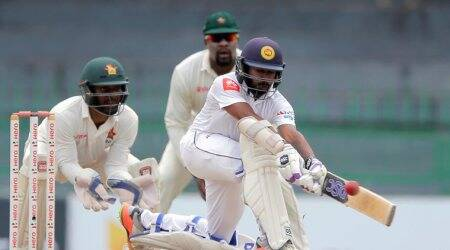 Sri Lanka beat Zimbabwe by 4 wickets in record run chase
