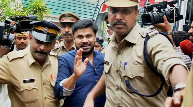 Kerala superstar arrest, dileep arrest, malayalam actor arrest, kerala actress sexual assault, amma, indian experess news, india news