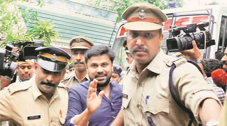 Kerala actress assault, dileep, malayalam actor arrest, dileep arrest, amma, indian express news, india news