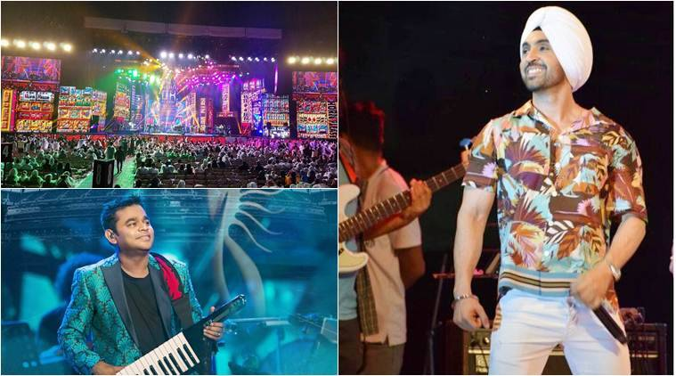 iifa 2017, iifa rocks, diljit dosanjh iifa rocks performance, diljit iifa videos,