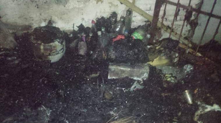 Delhi, Delhi fire, Dilshad Garden fire, Four dead in delhi fire