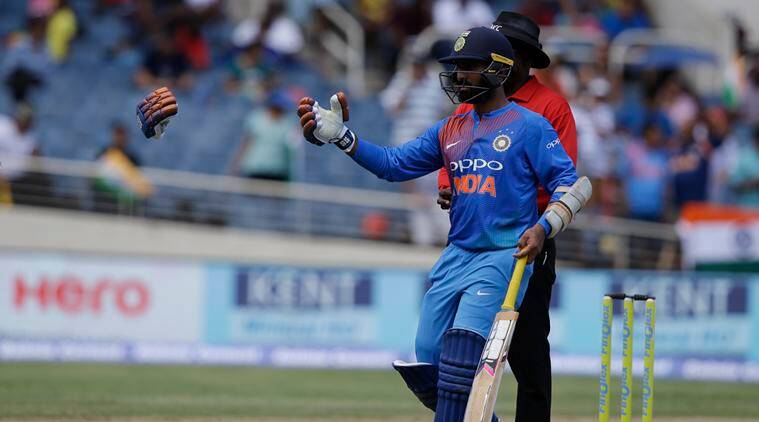 India vs West Indies T20I, live cricket score