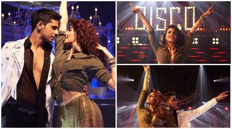 A Gentleman's Retro Song Disco Disco Featuring Sidharth & Jacqueline Is Out!