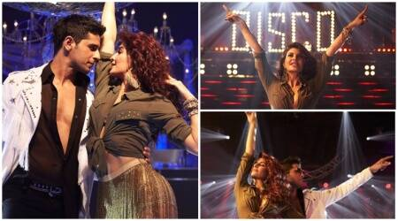 A Gentleman song Disco Disco: Sidharth Malhotra-Jacqueline Fernandez's sizzling chemistry will make your hearts go disco-disco, watch video