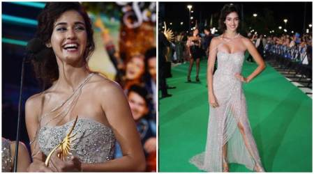 Disha Patani, Disha Patani IIFA, IIFA 2017 best debutant female, Disha Patani IIFA best debutant, Disha Patani photos