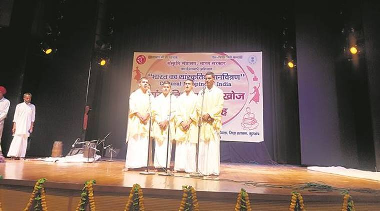 Thanesar Talent Hunt, India's cultural map, Thanesar Haryana, 'Cultural Mapping Project', Multi Arts Cultural Centre , Indian Express News