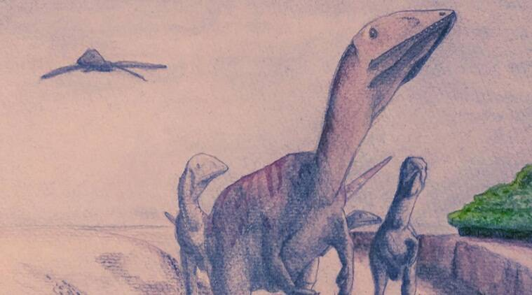 dinosaurs extinct, dinosaurs asteroids, asteroids hit earth, dinosaur alive, indian express news