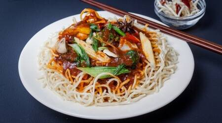This Dragon Chop Suey recipe is perfect to beat after office hunger pangs