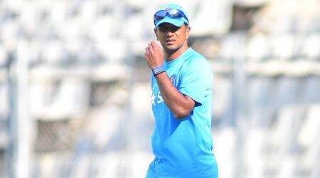 Rahul Dravid is not available for tours abroad, says Vinod Rai