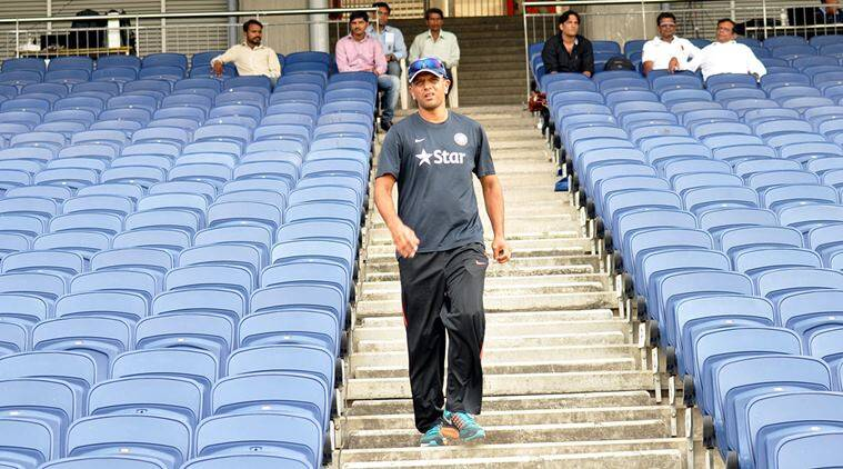 Dravid to stay on as India A, U-19 coach