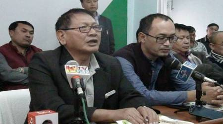 Manipur Congress chief TN Haokip denies speculation of joining BJP