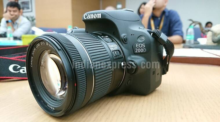 Canon, Canon latest cameras, Canon camera launch, Canon EOS 200D, Canon EOS 6D MarkII, Canon EOS 6D MarkII specifications, technology, tech news