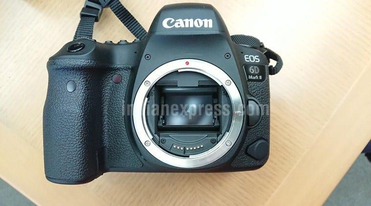 Canon, Canon latest cameras, Canon camera launch, Canon EOS 200D, Canon EOS 6D MarkII, Canon EOS 6D MarkII specifications, technology, tech news