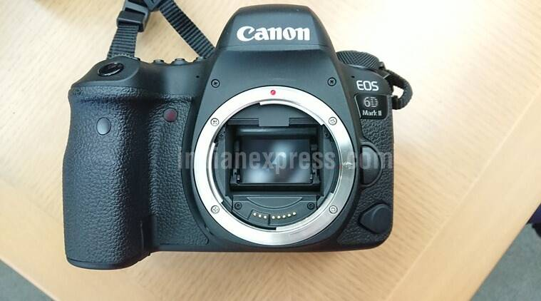 Canon EOS 6D MarkII and Canon EOS 200D first impressions