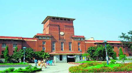 Ruckus at DU college over cut-off 'misprint'