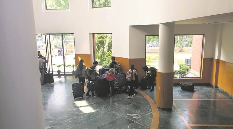 DU: Wrong address on paper, 15 Mauritius studentsstranded