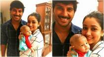 Dulquer Salmaan's daughter Maryam Ameerah's photo goes viral