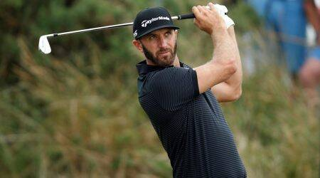 Dustin Johnson, British Open, Indian Express