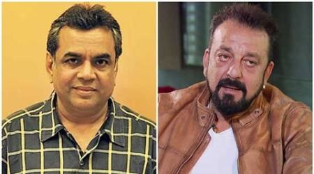 Paresh Rawal on Sanjay Dutt biopic: It is primarily a father-son story