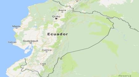 14 passengers killed, 30 injured in Ecuador busaccident