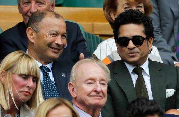 sachin tendulkar, roger federer, wimbledon 2017, wimbledon semi-finals, tennis news, sports news, indian express