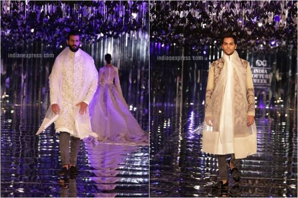 India Couture Week 2017: Ranveer Singh and Alia Bhatt set the temperatures soaring as Manish Malhotra's showstoppers for grand finale