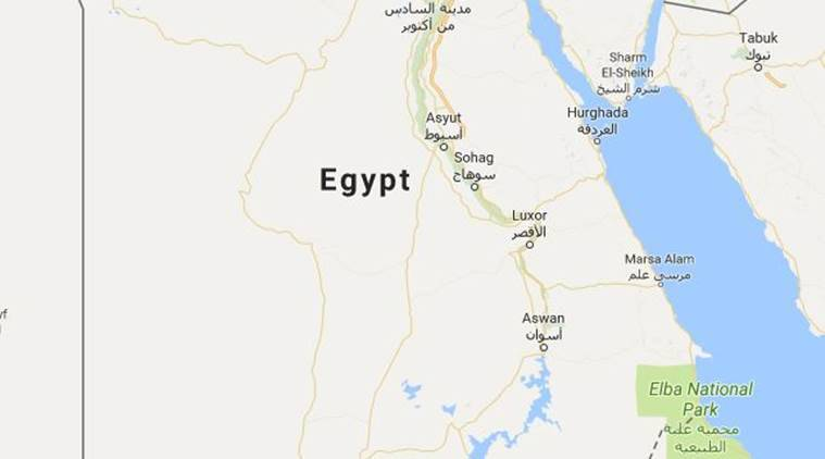 Attack on checkpoint kills 10 in Egypt