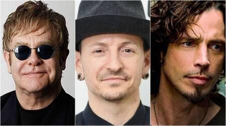 Elton John mourns deaths of Chester Bennington, Chris Cornell