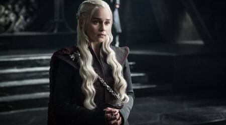 Emilia Clarke says Game Of Thrones almost 'killed' her hair