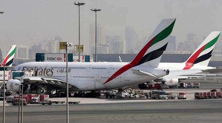 Emirates, Emirates flight, Emirates technical snag, Ahmedabad, Ahmedabad Emirates flight, Ahmedabad flight issue, india news