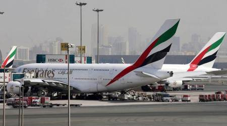 Emirates flight develops technical snag, grounds 250 passengers in Ahmedabad