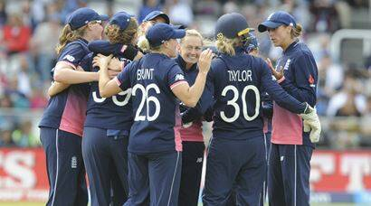 England beat India to lift fourth ICC Women's World Cup title