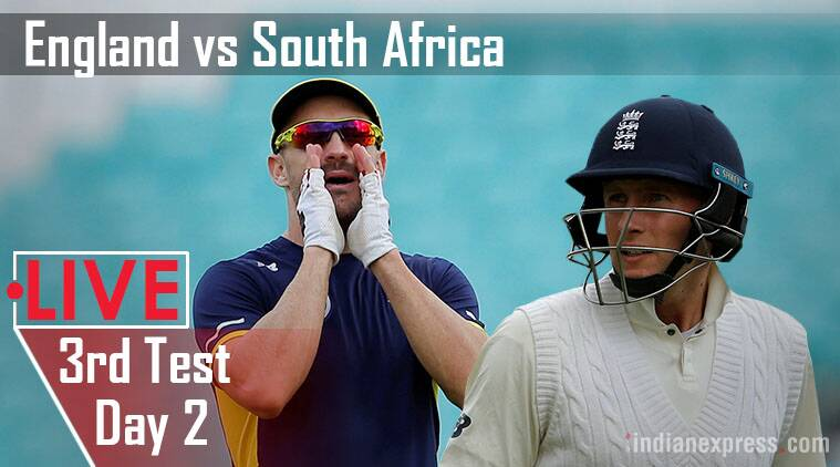 England vs South Africa, eng vs sa, England vs South Africa live, England vs South Africa live cricket score, England vs South Africa streaming, live score, Joe Root, Faf du Plessis, Alastair Cook, sports news, cricket, Indian Express