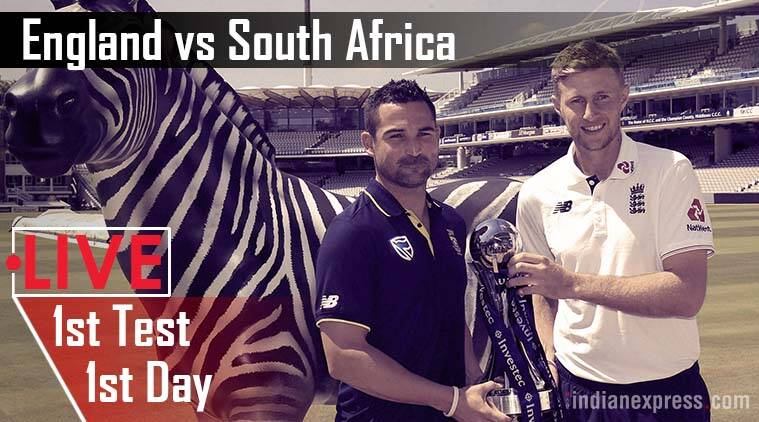 england vs south africa live score, live england vs south africa score, live eng vs sa, eng vs sa live score, live cricket score, cricket news, sports news, indian express