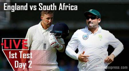 England vs South Africa 1st Test Day 2, Lord's: As it happened
