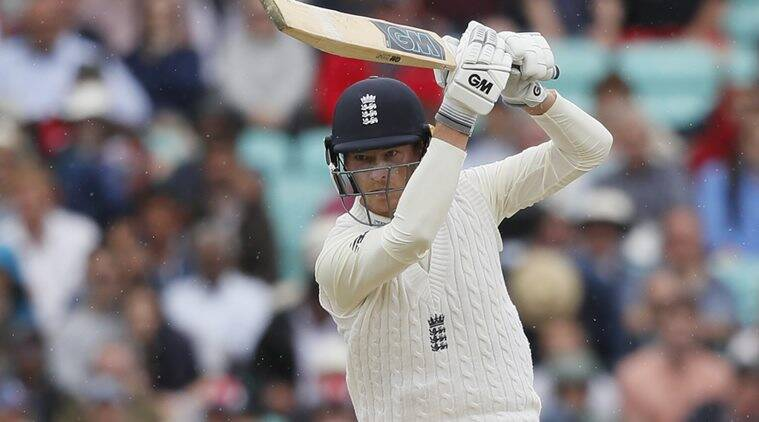 Westley strengthens England grip on third Test