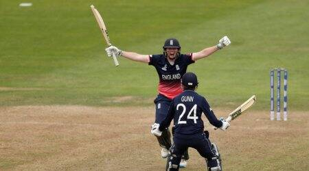 England women crush Australia by 8 wickets in T20I Tri-Series