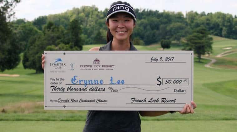 Erynne Lee, August Kim, Symetra Tour, Donald Ross Centennial Classic, LPGA Tour
