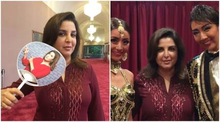 Farah Khan receives a lot of love for the Japanese adaptation of Om Shanti Om, see photos